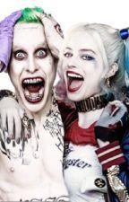 Harley Quinn and Joker❤️ by DrahukaBruakova