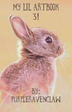 My Lil Artbook 3! by PurpleRavenClaw
