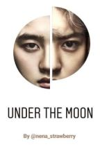 under the moon  by nena_strawberry