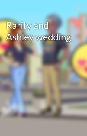 Rarity and Ashley wedding by Asherfire1