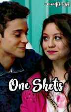 One shots|Soy Luna & ECSL| by livebylutteo