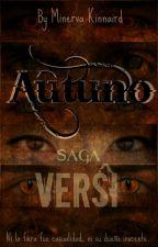 """Aŭtuno - """"Saga verŝi"""" by MinervaKinnaird"""