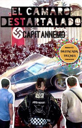 El Camaro Destartalado by CapitanNemo