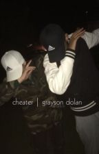 cheater // g.d. by brizzydolan