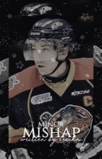 minor mishap ▸ dylan strome by eversglow