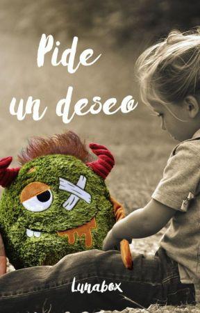 Pide un deseo by lunabox