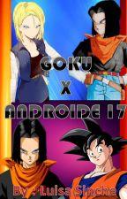 Goku x Androide 17  YAOI  :D by LuisaSinchePari