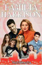 FAMILIA HARRISON by nathhalya