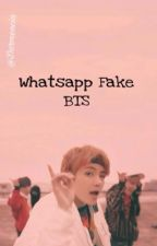⭐️WhatsApp Fake BTS⭐️ by dormencia