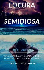 Locura Semidiosa- Nico di Angelo by Majito230710