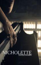 Nicolette 🔪 lrh by dropdeadbrii