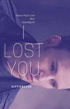 I lost you -Stony Post Civil War by KittieBatch