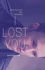 I lost you -Stony Post Civil War by KittieBatch