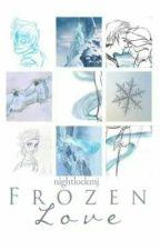 Frozen Love {Jack Frost x Elsa} by Nightlockmj