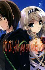 Vợ ơi! Anh yêu em nhiều lắm!  by kasikami