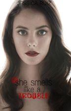 CANCELADA - She Smells Like A Trouble by batscate