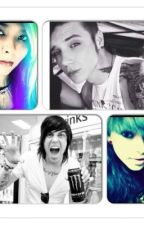 Love Doesnt Always Last Forever But With These Four It Does(Andy Biersack love) by countrypunkgirl33