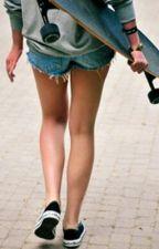skater girl by writterJB