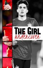 The Girl Undercover ● Marc Bartra by SheIsEtherial
