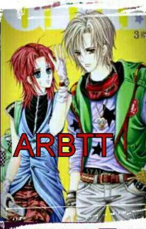 ARBTT :A Rose Behind The Thorns by Frayal