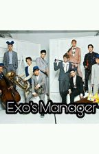 EXO'S MANAGER by kanahlee