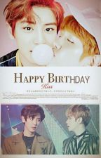 "Happy Birthday Kiss ""Chanbaek "" by kkamjongBaekkie"