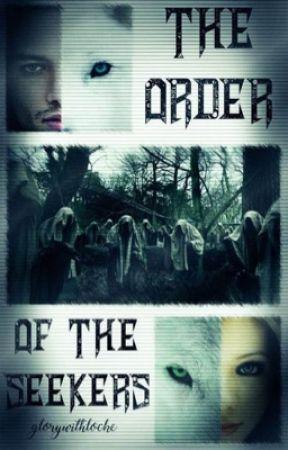 The Order Of The Seekers by GloryWithlocke