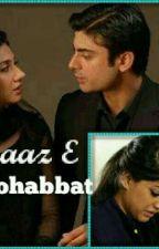 Raaz e Mohabbat .......The  Secret Love.. by amenamarfani