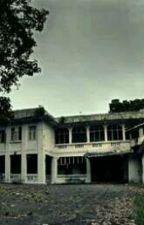School Horror by Ainafjr_