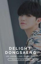 Delight Dongsaeng by fallforhoon