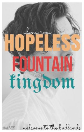 Hopeless Fountain Kingdom by Alena_Rose