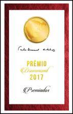 Prêmio Drummond 2017 - Premiados by premiodrummond