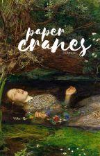 PAPER CRANES | REIGN by filmnoir_