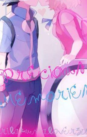 Precious Memories ~Amourshipping~ by rilakumalover305
