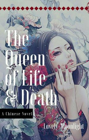 The Goddess Of Life and Death by Lovely-Moonlight