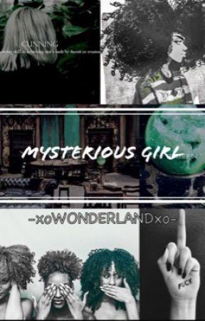 Mysterious girl (Harry Potter fanfic) by -xoWONDERLANDxo-