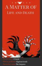 A Matter of Life and Death (tłumaczenie PL) by KapitanGrosik