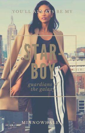 STAR-BOY (GOTG) by minnowhale25