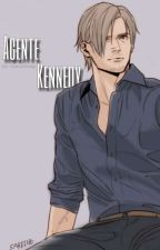 Agente Kennedy || Leon S. Kennedy & Tú by GamsWong