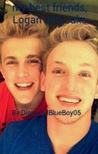 My best friends, Jake and Logan. (A Jake Paul and Logan Paul fanfiction) by DiamondBlueBoy05