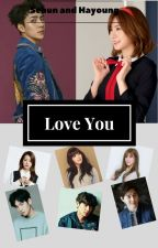 Love You (Sehun & Hayoung) by kpop_ohyg