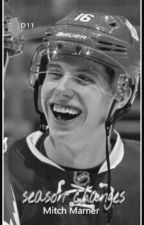 season changes || Mitch Marner by Desmoulin11