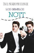 En el pasado por culpa de los gemelos Nott |PAUSADA| by Liebe-Regen