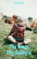 ❄My Boys, My Baby's {TaeYoonSeok} by ztaehyuw