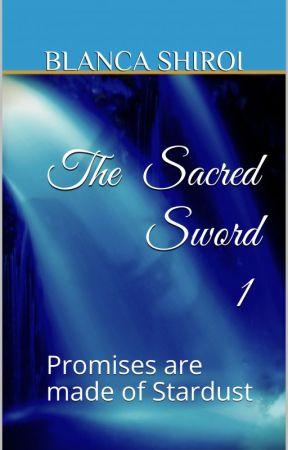 The Sacred Sword by BlancaShiroi