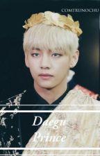 Daegu Prince || Kim Taehyung by Ilhame1880
