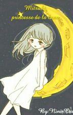 Mitsuki, princesse de la lune by -Cryer-