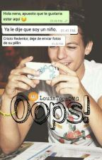Oops!; Larry Stylinson. by LouisTopsOMG