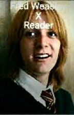 Fred Weasley X Reader (FINISHED) by DerpyPotato-Chan7