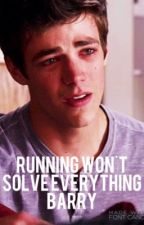 Running Won't Solve Everything Barry by LordLeia10